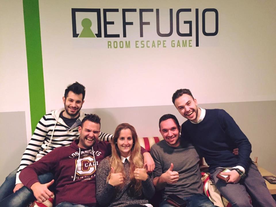 escape room effugio milano
