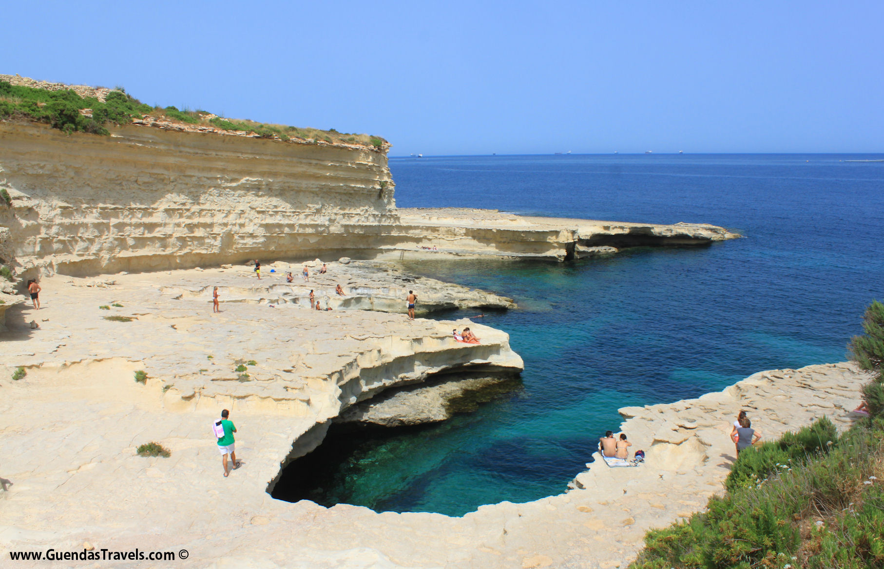 malta st peter's pool