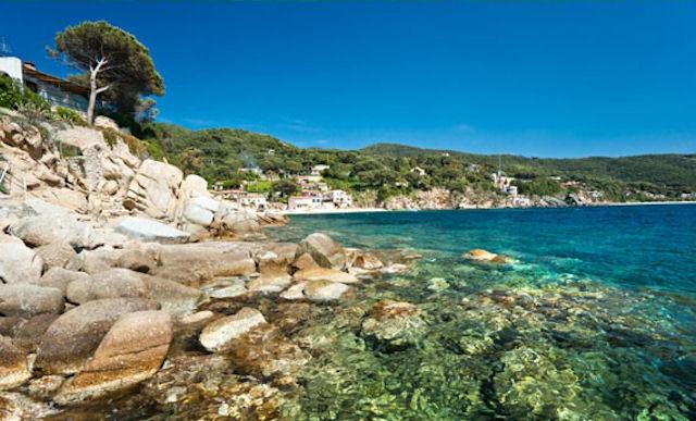 5 motivi per visitare l'Isola d'Elba spiagge