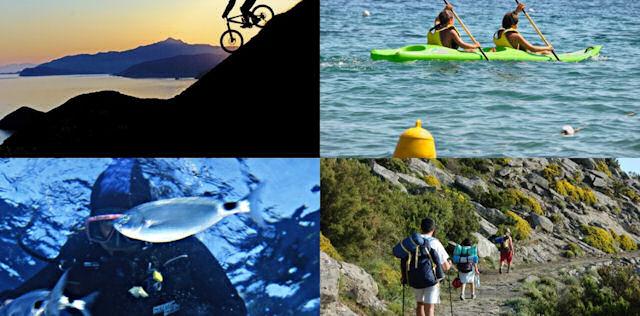 5 motivi per visitare l'Isola d'Elba sport