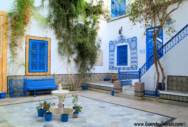 sidi bou said court