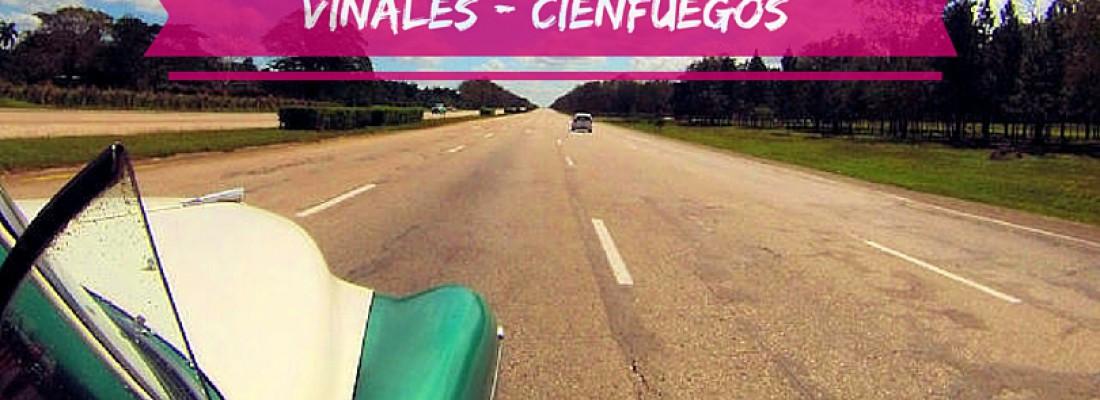 Come spostarsi da Vinales a Cienfuegos (o Trinidad)
