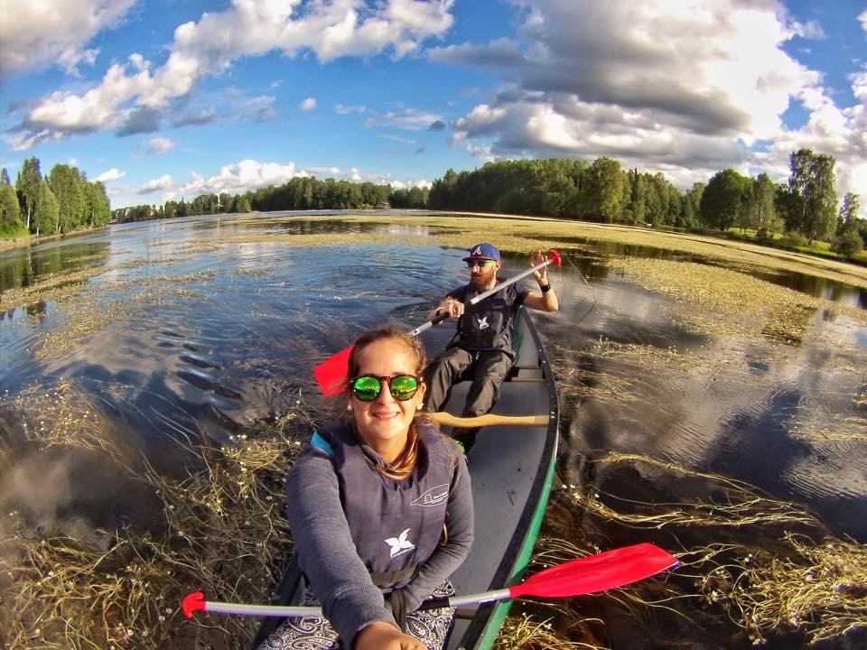 Cosa fare a Skellefteå canoa
