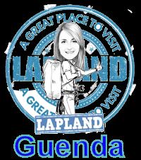 GUENDASTRAVELS LAPLAND LOGO