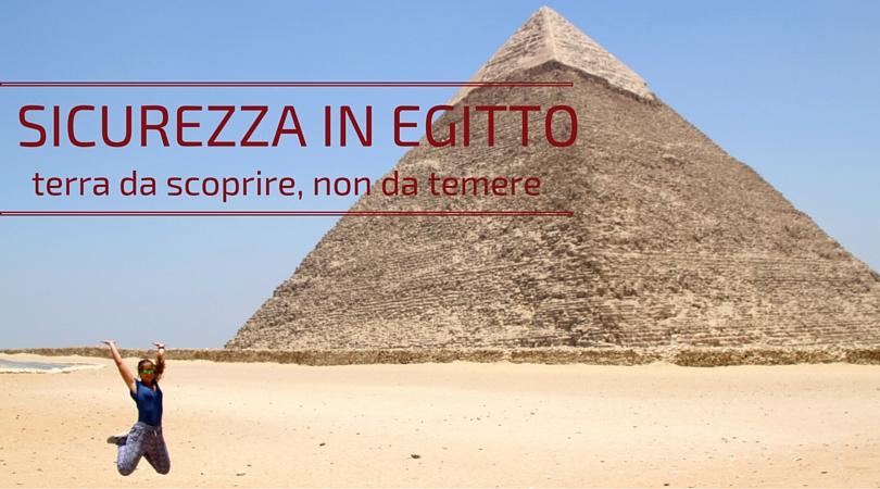 SICUREZZA IN EGITTO