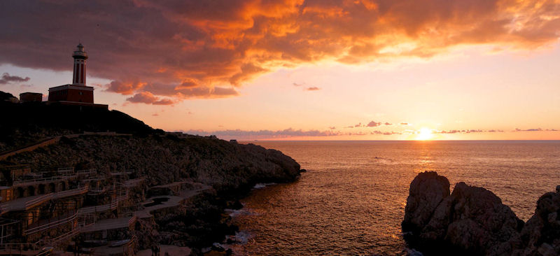 5 cose da fare a Capri faro carena