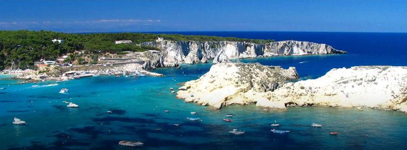 isole tremiti capraia