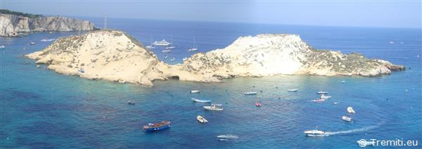 isole tremiti cretaccio