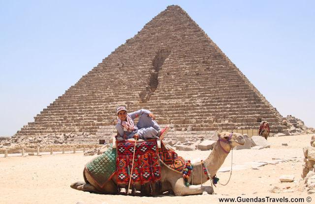 sicurezza in egitto piramidi
