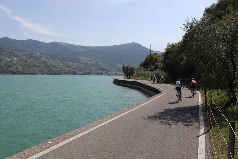 top 5 monte isola bici