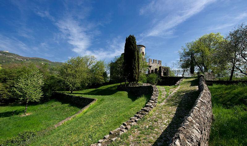 top 5 monte isola castello