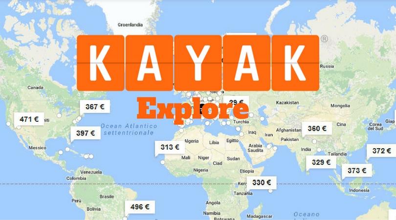 Kayak Explore