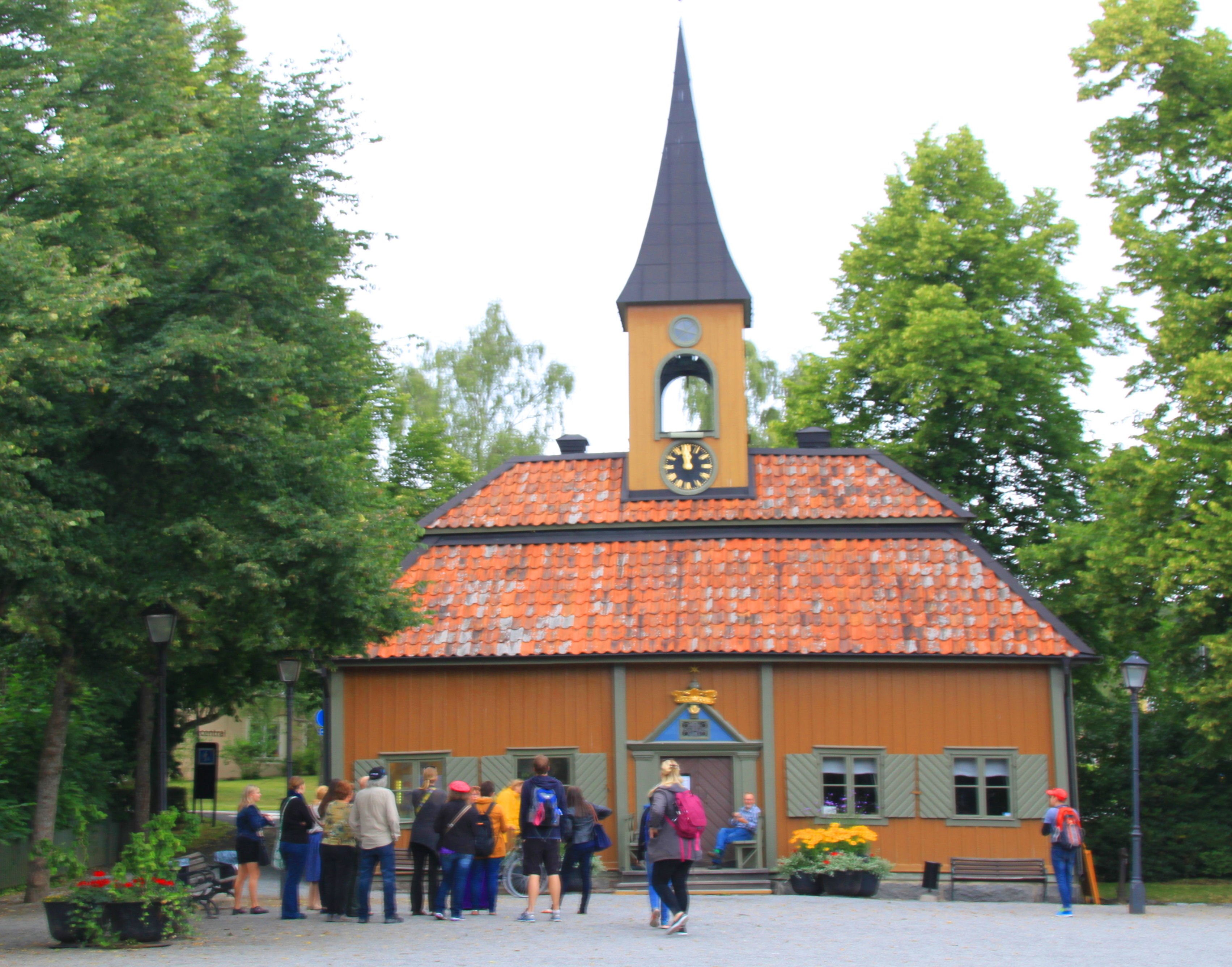 COSA VEDERE A SIGTUNA radhuset outside