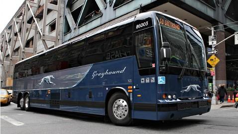 viaggiare in autobus in USA