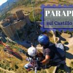 Parapendio sul Castillo de Loarre con Explorate