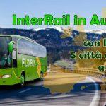 InterRail in Autobus? Con InterFlix 5 città europee a soli 99€