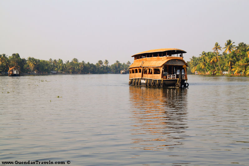 cosa vedere in kerala backwaters