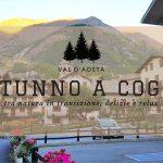 Autunno a Cogne: tra natura in transizione, delizie e relax
