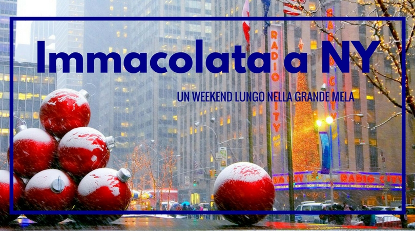 Immacolata a New York