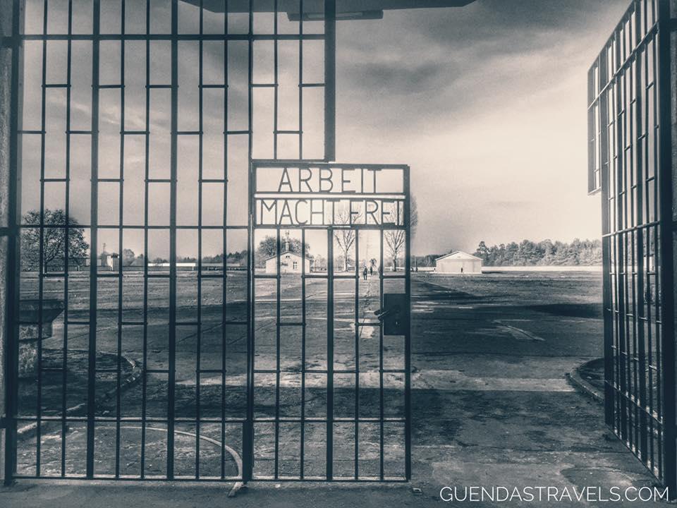 2 giorni a Berlino Sachsenhausen