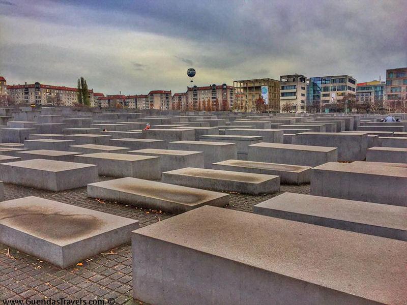 2 giorni a berlino holocaust mahnmal