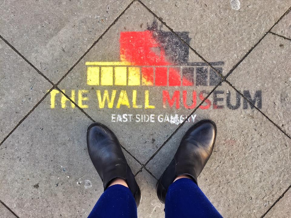 2 giorni a berlino east side gallery