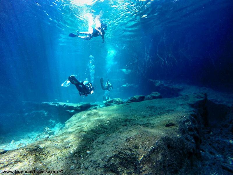 itinerario di 20 giorni in messico immersione