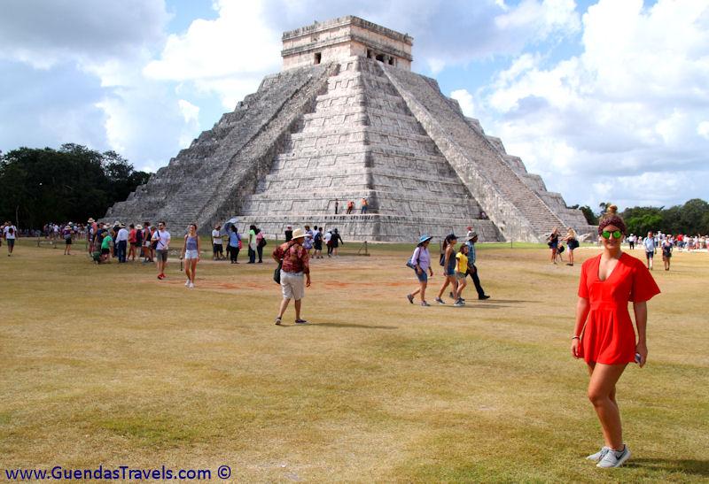 itinerario di 20 giorni in Messico Chichen Itza