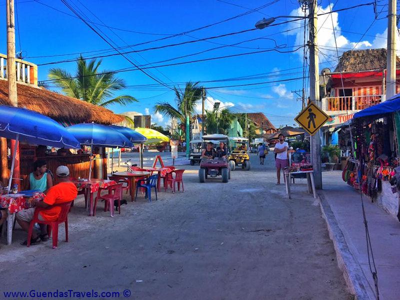 itinerario di 20 giorni in Messico holbox