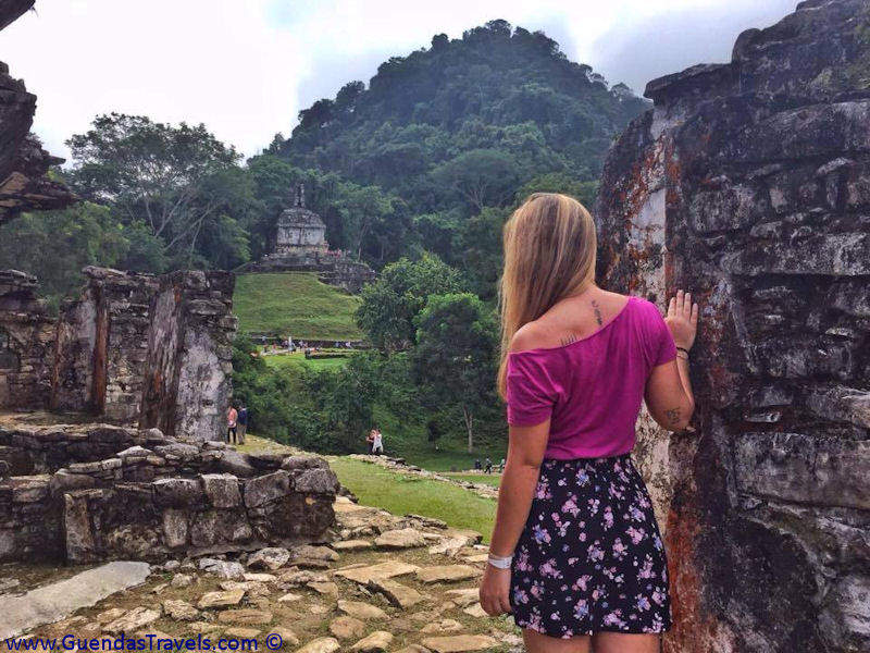 itinerario di 20 giorni in Messico Palenque