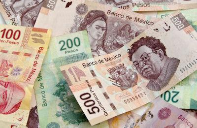 organizzare un viaggio in messico pesos