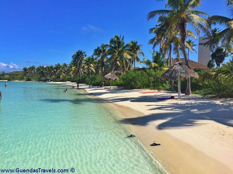 itinerario di 20 giorni in Messico Isla Contoy