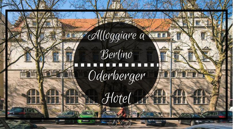 Alloggiare a Berlino: l\'elegante Hotel Oderberger a ...