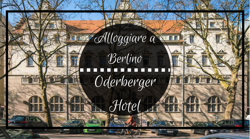 Alloggiare a Berlino: l\'elegante Hotel Oderberger a Prenzlauer Berg