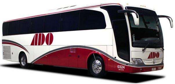 organizzare un viaggio in messico bus ado