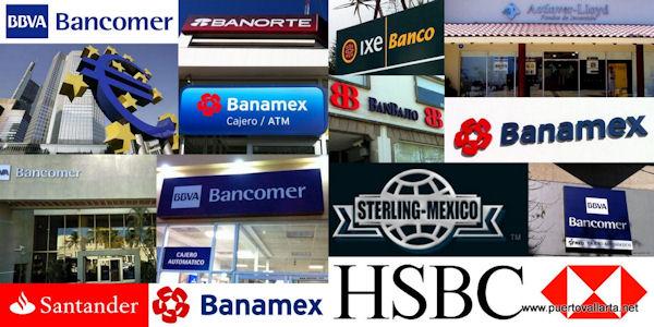 organizzare un viaggio in messico banche