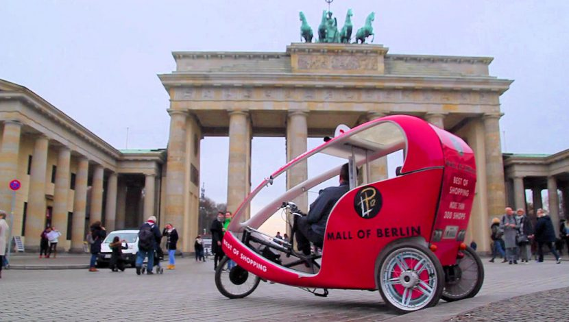 2 giorni a berlino brandenburger tor
