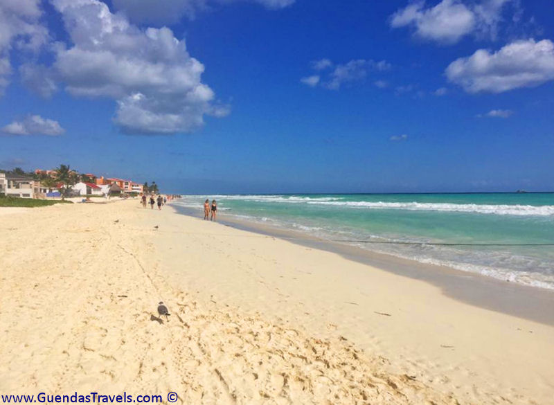 itinerario di 20 giorni in messico playa del carmen