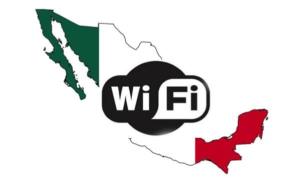 organizzare un viaggio in messico wifi