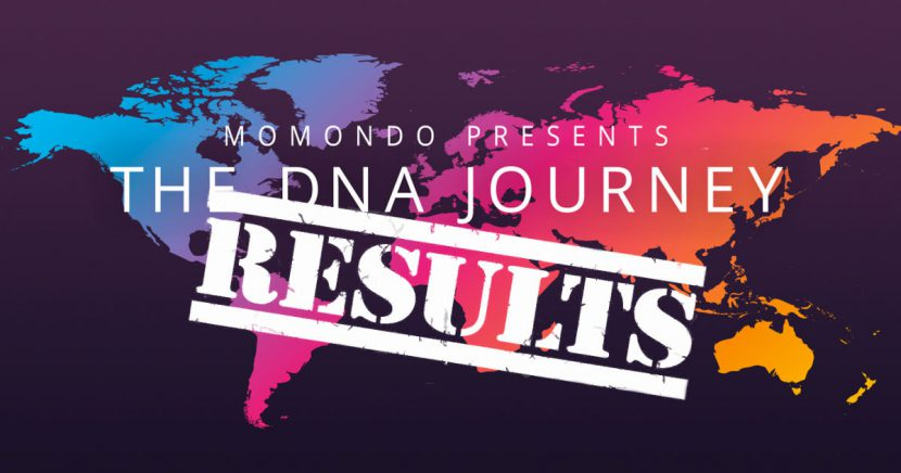 the DNA Journey momondo results