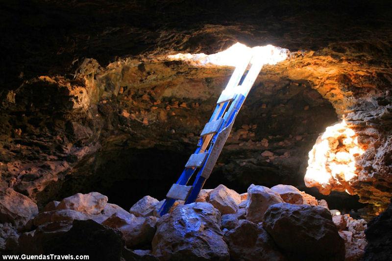 cosa vedere a formentera grotta de barbaria