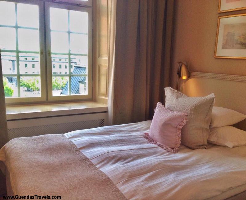 dove dormire a stoccolma hotel kungstradgarden