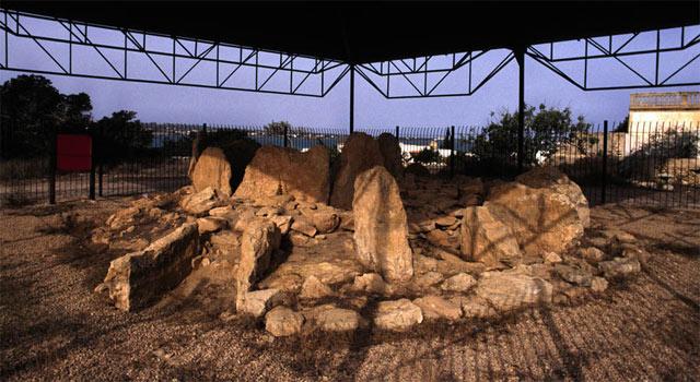 cosa vedere a formentera ca na gosta monumento megalitico