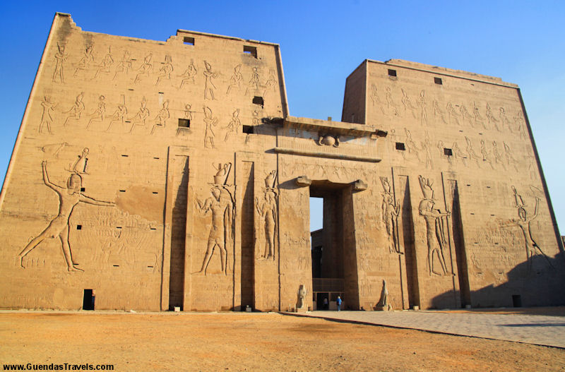 crociera sul nilo tempio di edfu