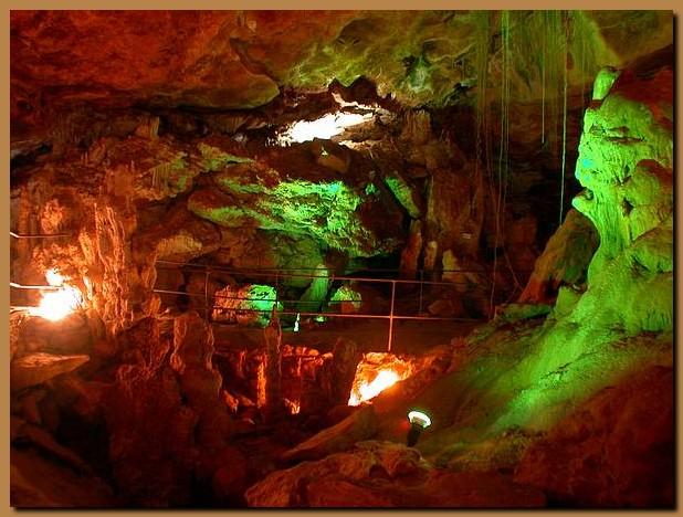 cosa vedere a formentera cova d'en jeroni