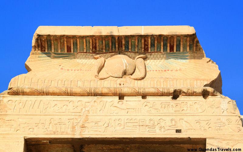 crociera sul nilo tempio di kom ombo
