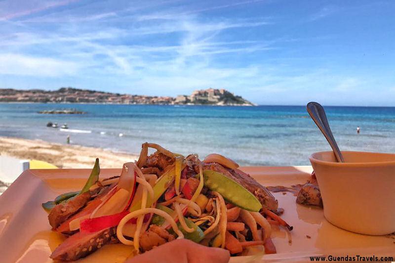 weekend in alta corsica pranzo calvi