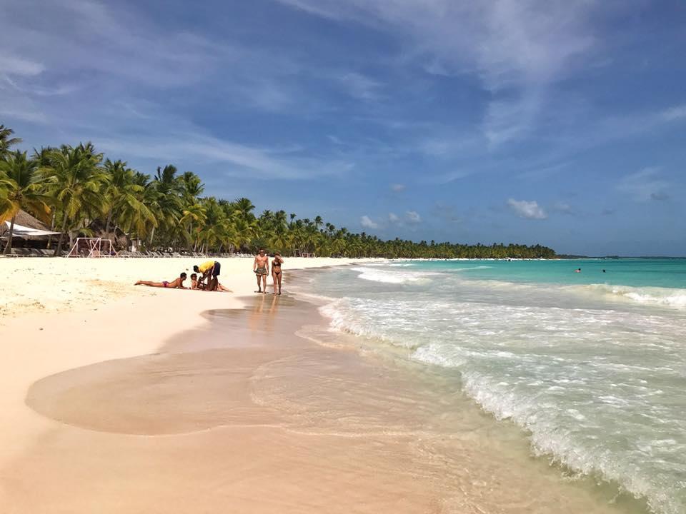 isla saona viva saona beach