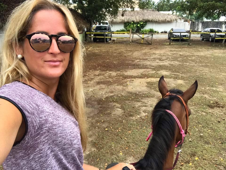 escursioni del Viva Dominicus cavallo