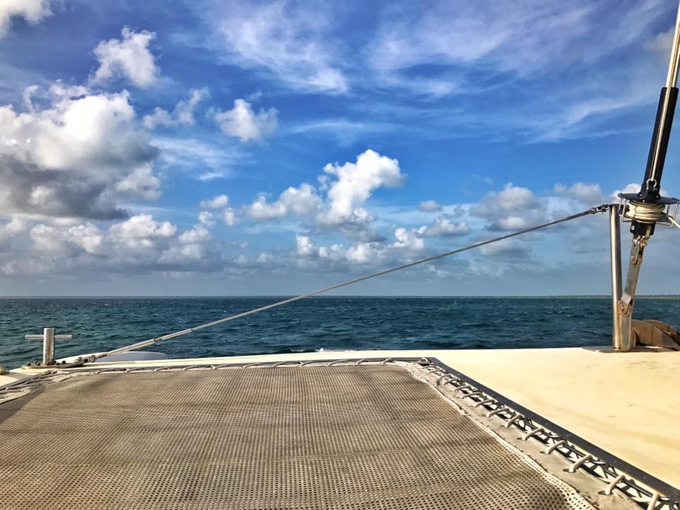 isla saona catamarano